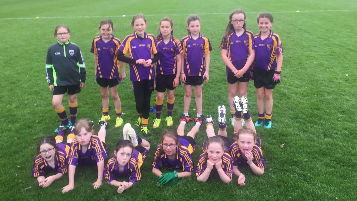 U10 Girls travel to Bredagh