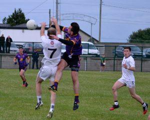 ACFL II Ballymartin v Carryduff   21 July 2017