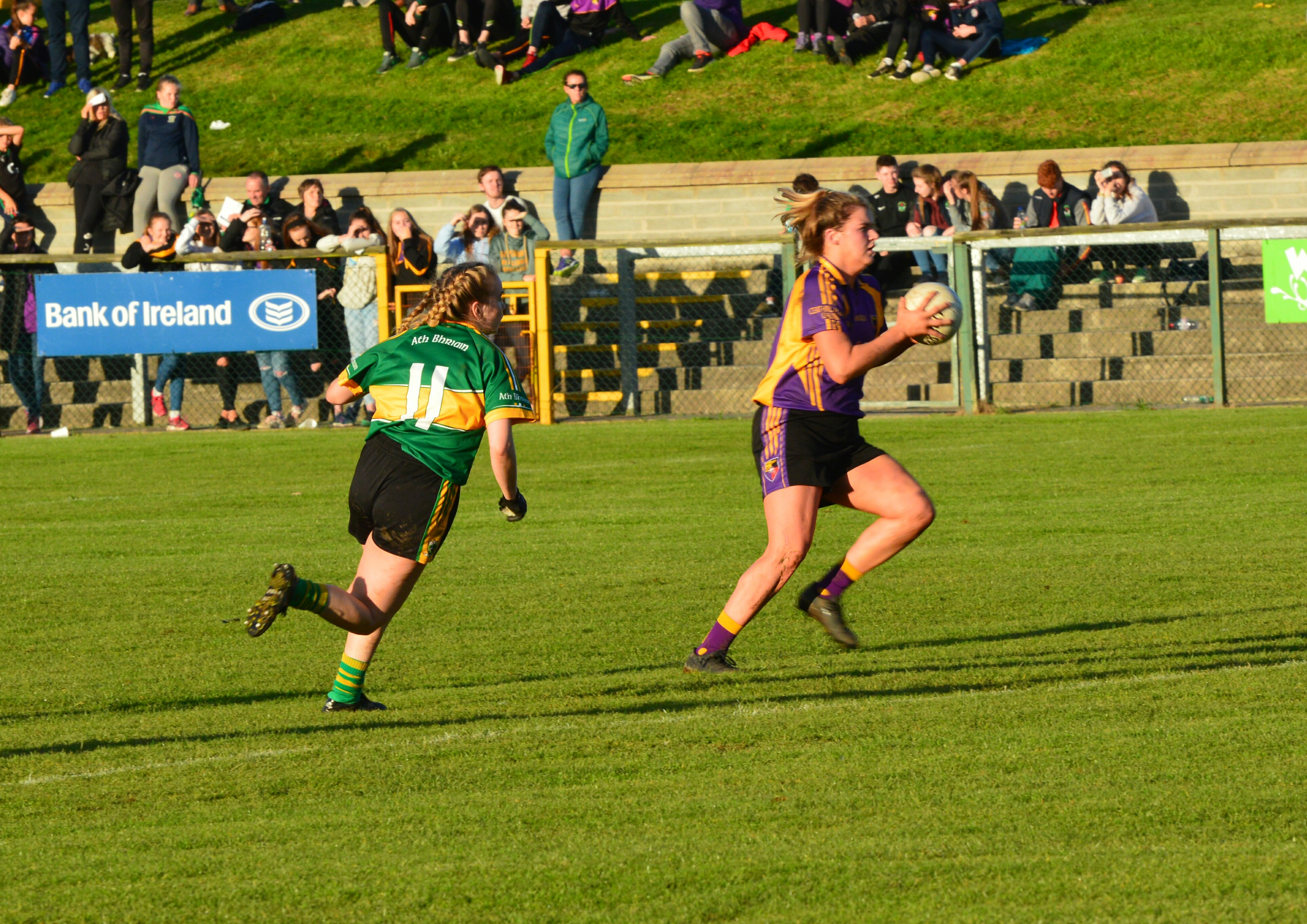 Carryduff Ladies Win Senior Championship to Claim County Double