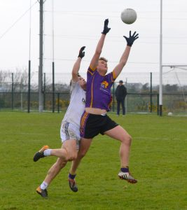 Carryduff claim first League points in Ballymartin