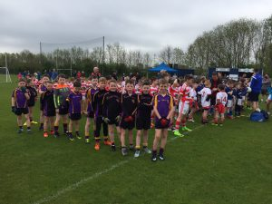 Naomh Gall May Day U10 Tournament