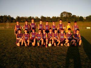 U14 Boys Week Six Report
