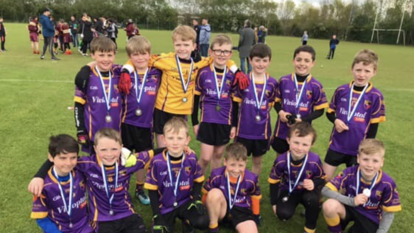 U10.5 St. Gall's May Day tournament