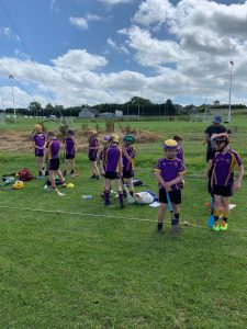 A very successful start to Hurling Camp