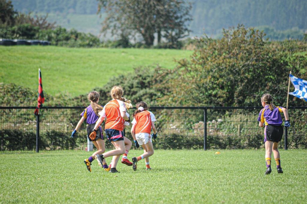 Carryduff U10 Girls – Dromintee Tournament – Sunday 25th August