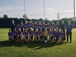 U14B boys win the Championship !