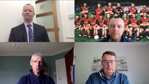 'Hit The Mark' with Greg Blayney, Neil Collins and John Kelly