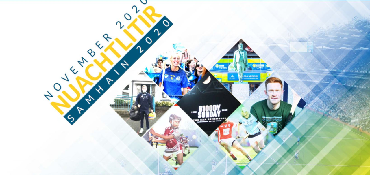 The latest edition of the GAA Club Newsletter