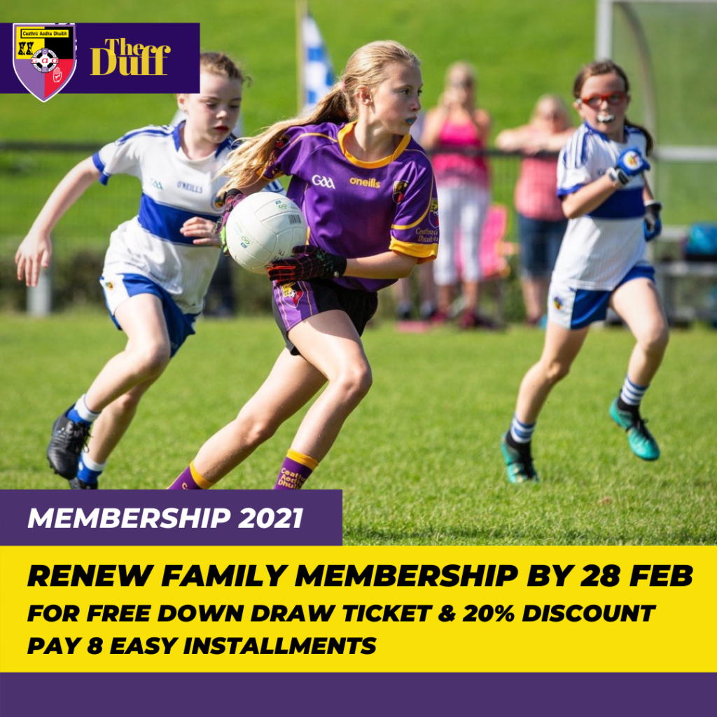 2021 Membership Registration Now Open