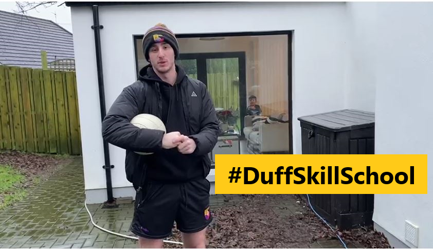 School's Out #DuffSkillSchool is In..